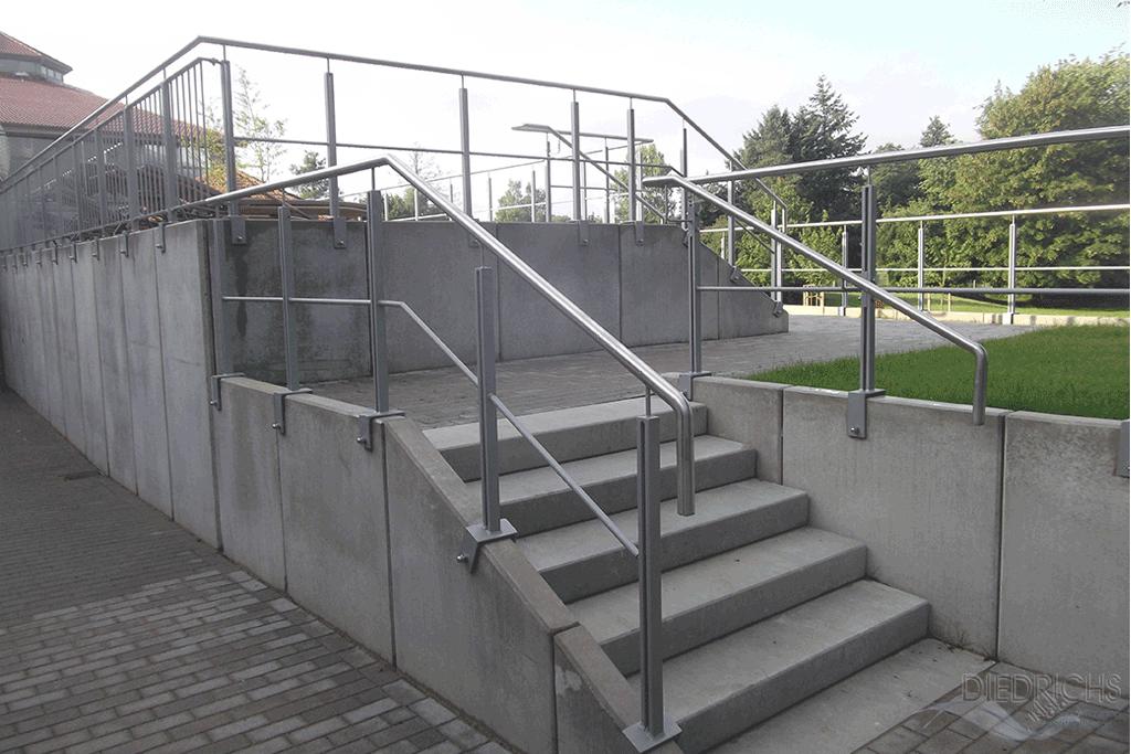 Absturzsicherung Geländer geländer