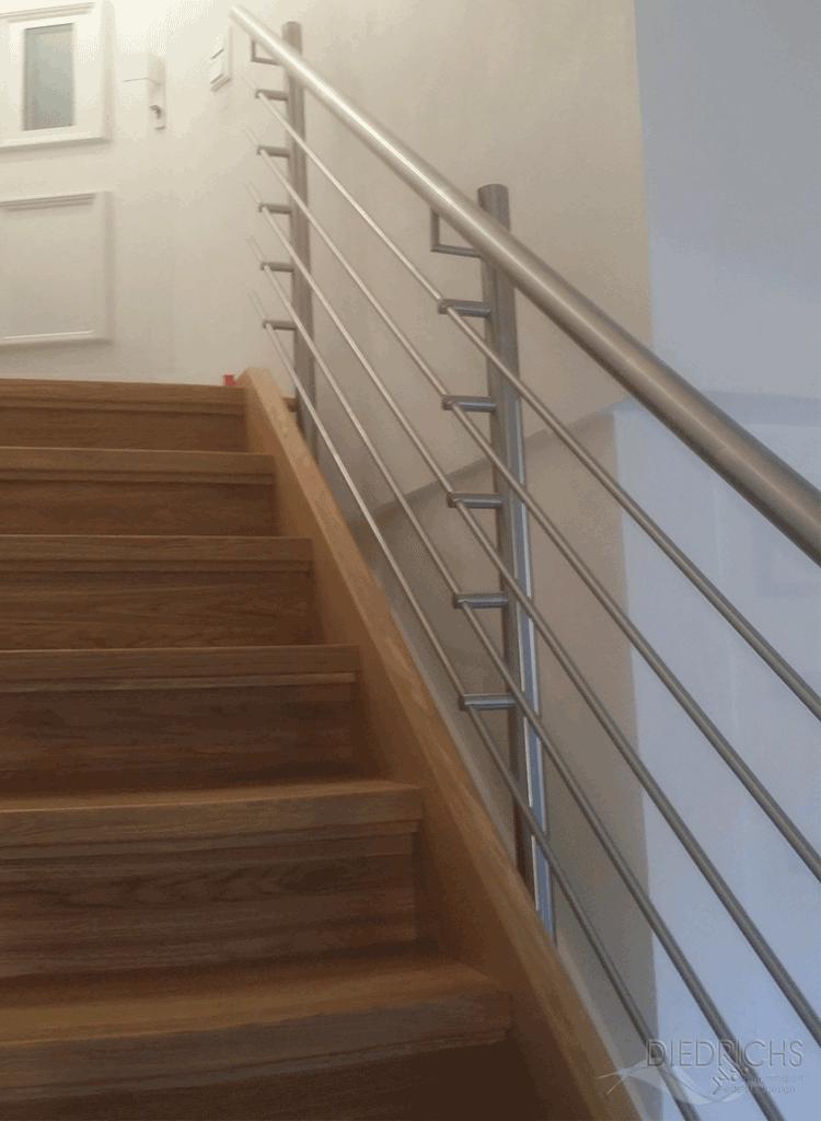 Treppen Ohne Gel Nder geländer innentreppen