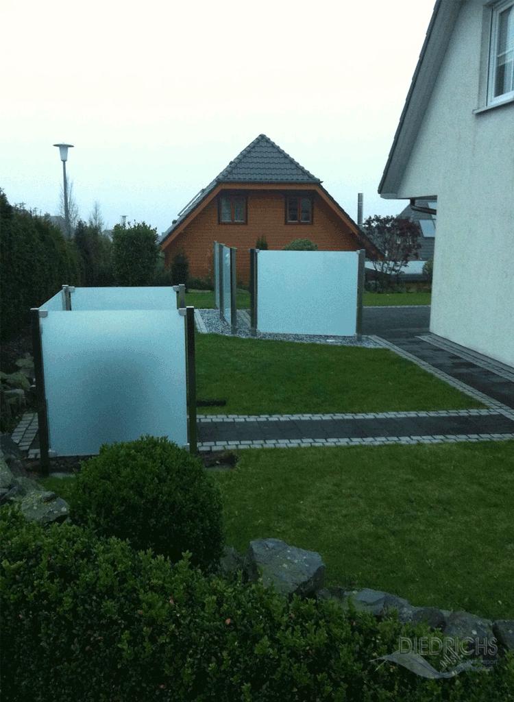 Wind und sichtschutz - Sichtschutz edelstahl ...